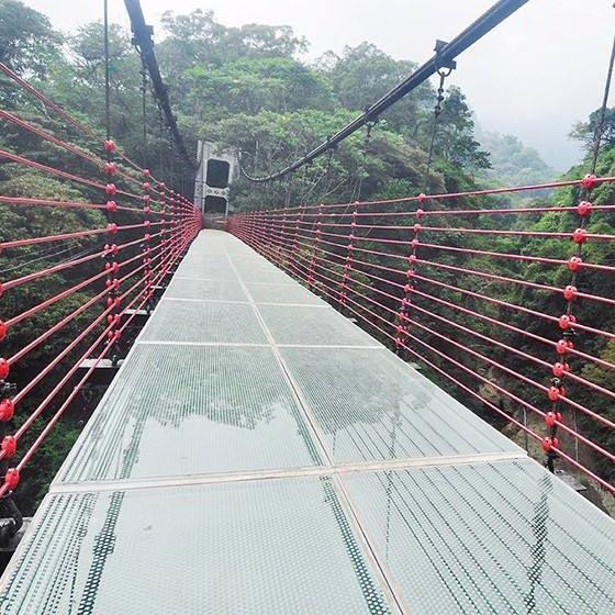 玻璃吊桥定制