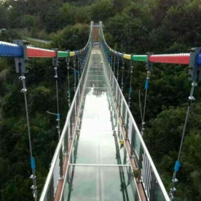 景区玻璃吊桥设计