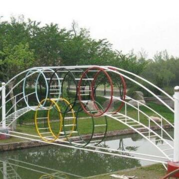 小型趣桥施工